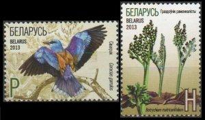 2013Belarus939-40Fauna and Flora