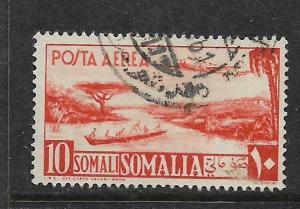 SOMALIA,C27, USED, AIR POST MAIL