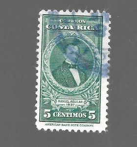 Costa Rica 1943 - Scott #227