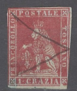 COLLECTION LOT # 2092 TUSCANY #4 1851 CV=$180