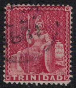 Trinidad #48  CV $3.50
