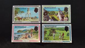 Montserrat 1970 Tourism MLH