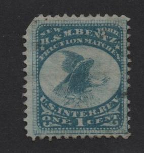 $US Sc#Ro28 used, Cv. $42.50