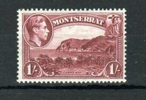 Montserrat 1938-481s Carr's Bay MH