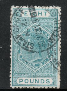 New Zealand #AR28 Very Fine Used With Ideal Cancel