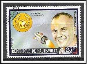 Upper Volta #314 Famous Men & Zodiac CTO