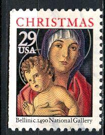 USA; 1992: Sc. # 2710: O/Used Single Stamp