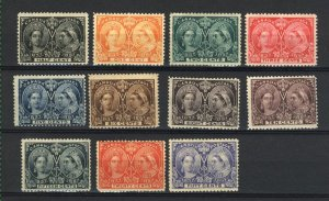 C 50-60   Mint 1897 PD CV over $1900.00