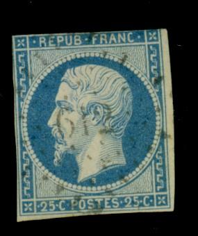 France #11 Used FiNe Cat$45
