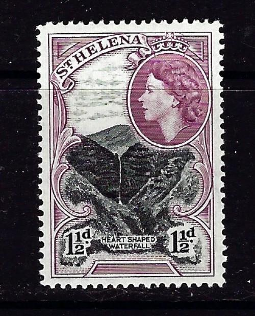St Helena 142 NH 1953 Issue