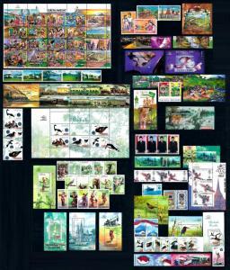 Indonesia Indonesien 1998 Complete Annee Year Set komplette Jahrgänge  MNH