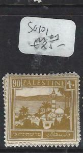 PALESTINE  (P0104B) 90M    SG  101   MOG