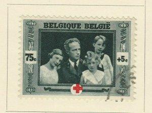 A6P15F204 Belgium Semi-Postal Stamp 1939 75c+5c used