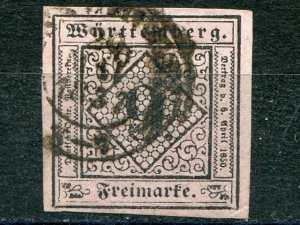 Wuerttemberg #5  Used VF