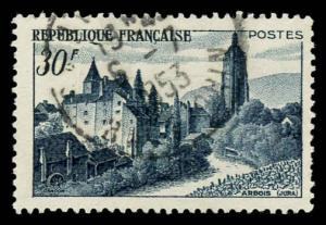 France 658 Used