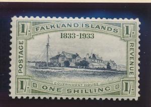 Falkland Islands Stamp Scott #72, Mint Hinged - Free U.S. Shipping, Free Worl...