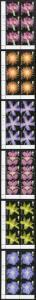 SG2456-61 2004 RHS U/M Cylinders Blocks of 6