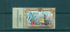 Aland Is. - Sc# 261. 2007 Artwork. MNH $2.40.