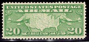 US Stamp #C9 MINT NH SCV $12.50
