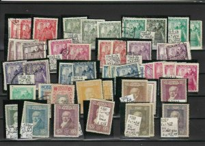 Spain 1930-1954 Stamps Ref 23316