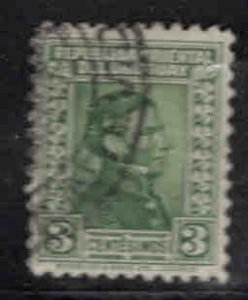 Uruguay Scott 355 Used  Artigas stamp