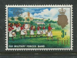 Fiji - Scott 229 - General Issue 1967 - MNH - Single 3d Stamps