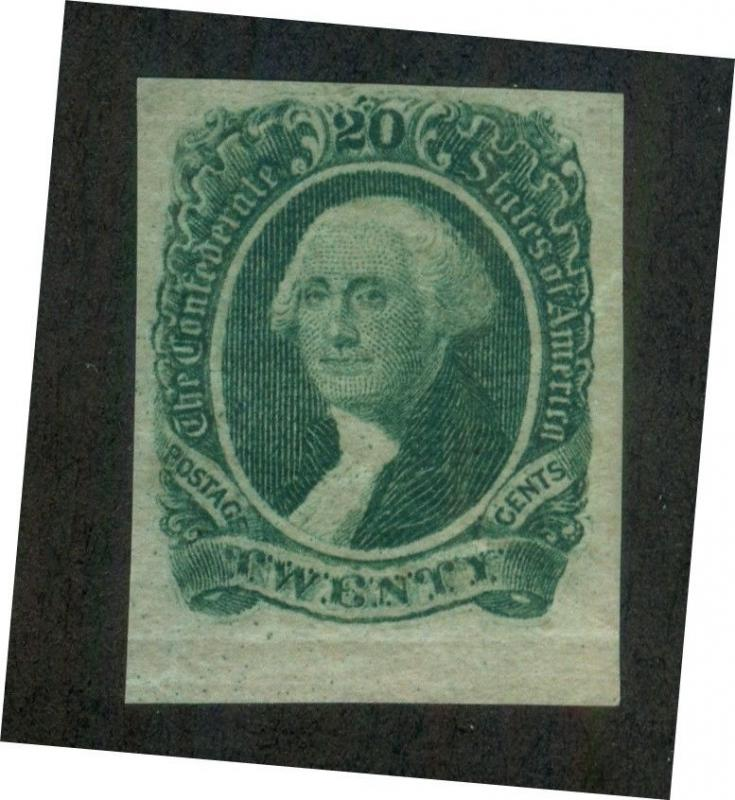 U.S. - Confederate States - 13 - EXTRA FINE - Never Hinged