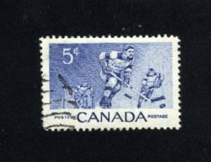 Canada  359  used VF PD 1956