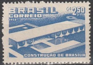 Brazil #876 MNH (S2880L)