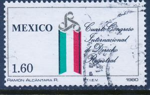 MEXICO 1219 International Civil Justice Congress Used (1216)