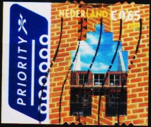 Netherlands. 2005 65c Fine Used