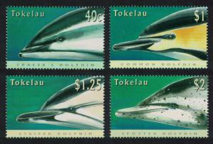 Tokelau Dolphins 4v SG#246-249