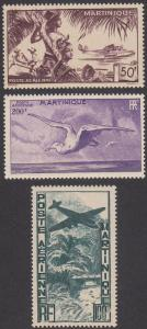 Martinique C10-C12 MH CV $59.50