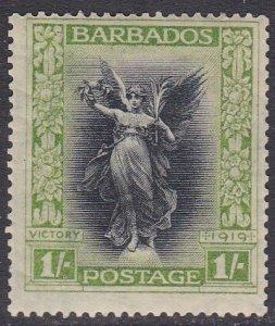 Barbados Sc #148 MH; Mi #118