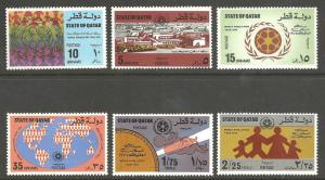 QATAR SCOTT 390-395