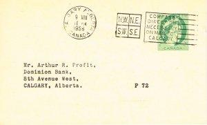 Canada Unitrade Postal Card UX89