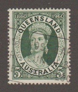 Australia 338  Queen Victoria