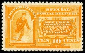 momen: US Stamps #E3 Mint OG NH VF
