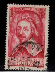 FRANCE Scott 304 Used Richelieu stamp