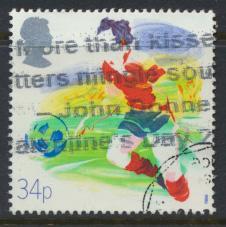 GB - SG 1391  Used Sports Organisations