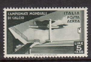 Italy #C64 VF Mint