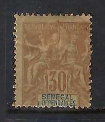 SENEGAL 47 MOG Z7454