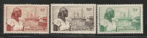 GUADALOUPE, 181-191, MH, SAIL