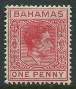 STAMP STATION PERTH Bahamas #101 KVI Definitive 1938 MLH CV$7.00