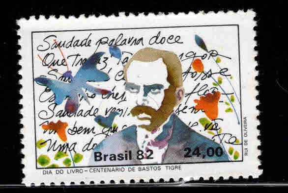 Brazil Scott  1828 MNH** stamp