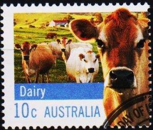 Australia. 2012 10c Fine Used