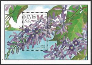 Nevis #793 MNH Souvenir Sheet cv $5