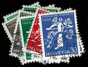 SWITZERLAND 256-67  Used (ID # 72322)