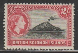 Solomon Islands   SC 101  Mint  Hinged
