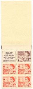Canada - 1968 Centennial Complete Booklet #BK59a